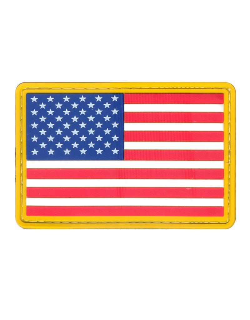 ROTHCO Patch U.S Drapeau PVC Rothco Velcro