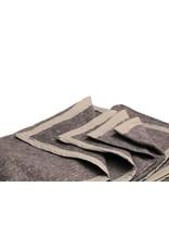 MILCOT Couverture en Fibres recyclées Grandeur 60 X 80 po.