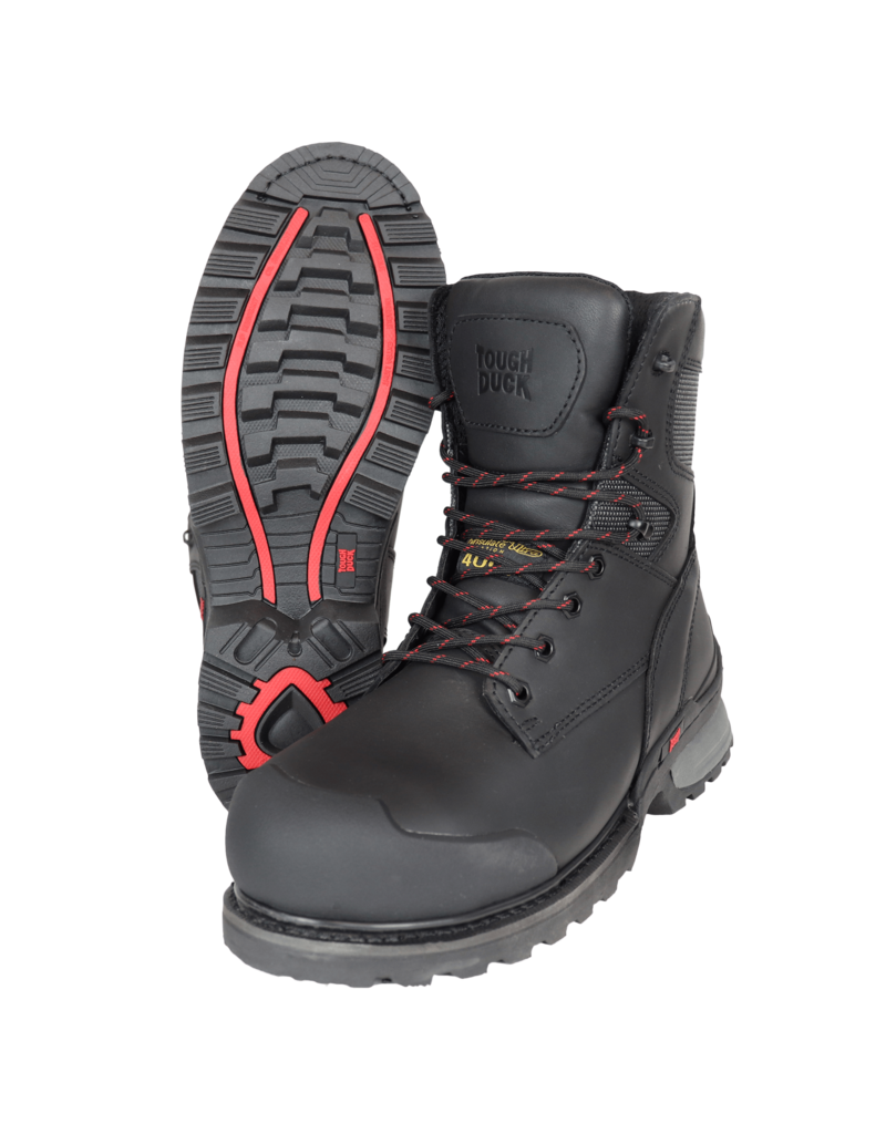 "TOUGH-DUCK Tough Duck Jarvis 8 ""Work Boot"