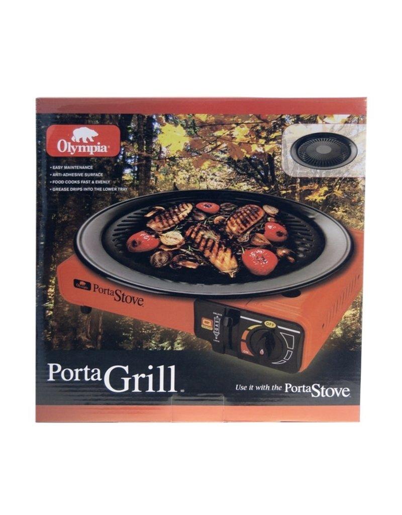 OLYMPIA Porta Stove Baking Tray Grill Camping Olympia