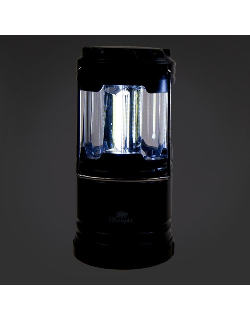 OLYMPIA Lanterne Portative Del Olympia 3 piles AA (incluses)
