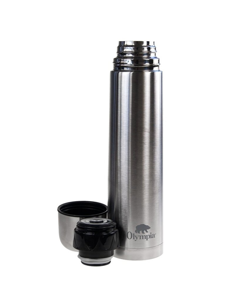 OLYMPIA Thermos 1000ML Olympia 1L Stainless Steel
