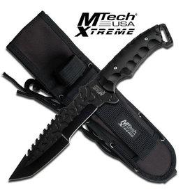 M-TECH Couteau a Lame Fixe Chasse Tactical Militaire MTECH EXTREM MX-8062BX