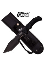 M-TECH Couteau a Lame Fixe Chasse Tactical Militaire Full Tang MTECH MX-8144