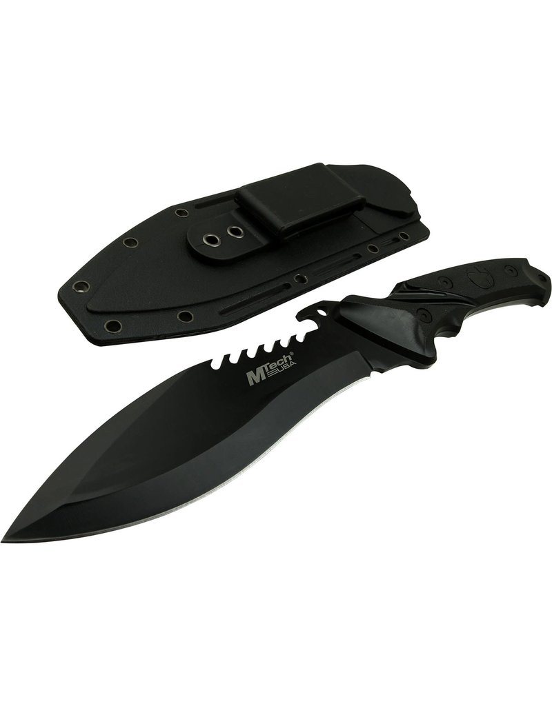 M-TECH Tactical Military Knife Fixed Blade Stainless MTECH