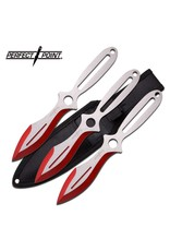 PERFECT-POINT Perfect Point Throwing Knife Set of 3 PP-088
