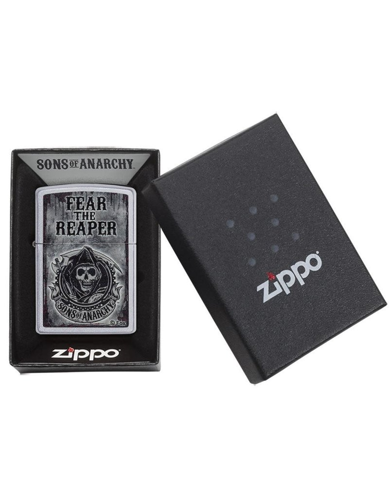 ZIPPO Zippo Fear Reaper Sons of Anarchy™
