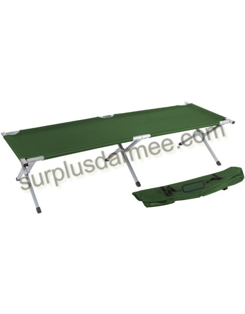 NORTH 49 Olive North 49 Military Style Folding Camp Cot