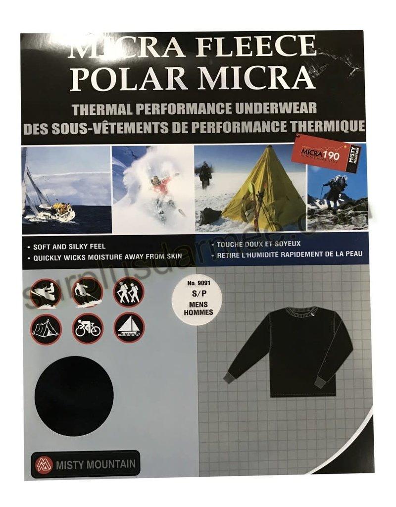 MISTY MOUNTAIN Polar Micro thermal underwear Misty Mountain Top