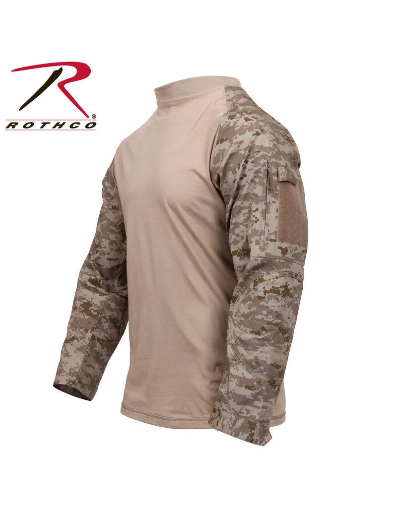 ROTHCO Chandail de Combat Camo Desert Rothco
