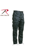 ROTHCO Pantalon Camo Digital Bleu de Nuit Rothco
