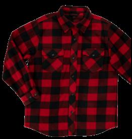 TOUGH-DUCK Buffalo Check Fleece Shirt