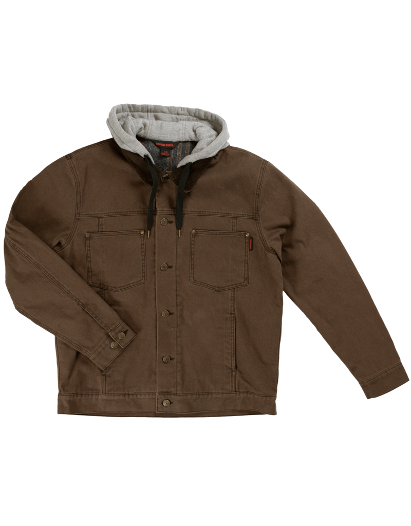 TOUGH-DUCK Manteau en Coton Duck Doublure 40% Laine 60% Poly Tough Duck