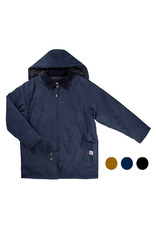 WORK KING Hydro Parka Coat Lined Cotton Duck Tough Duck