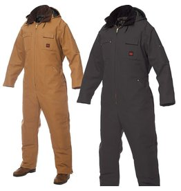 TOUGH-DUCK Par-Dessus Hydro (Coverall) Doublé Tough Duck 12 OZ
