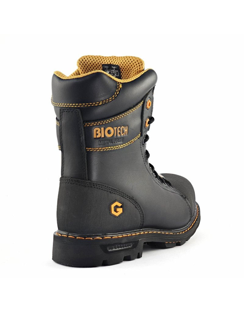 J.B GOODHUE Work Boots J.B Goodhue Waterproof Tanker 7