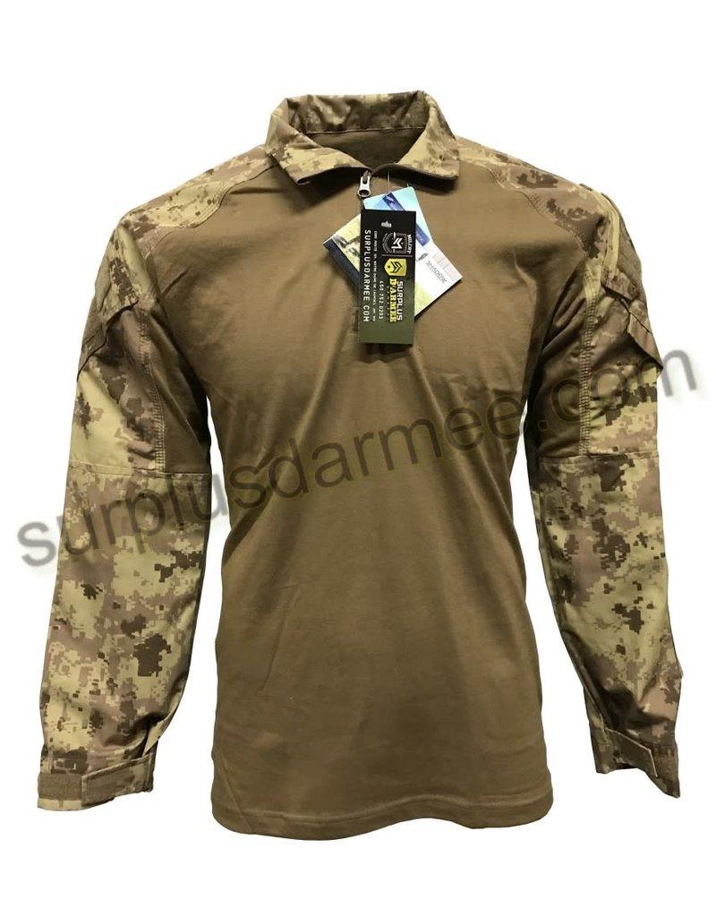 SHADOW ELITE Chandail de Combat Camo  Arid Canadien Desert Shadow Tactical