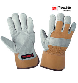 TOUGH-DUCK Winter Glove Work Insulated 100G Thinsulate Tough Duck