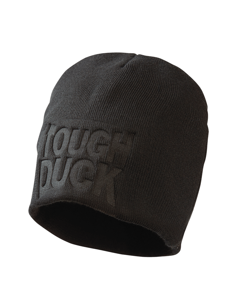 TOUGH-DUCK Tough Duck Logo Acrylic Knit Cap