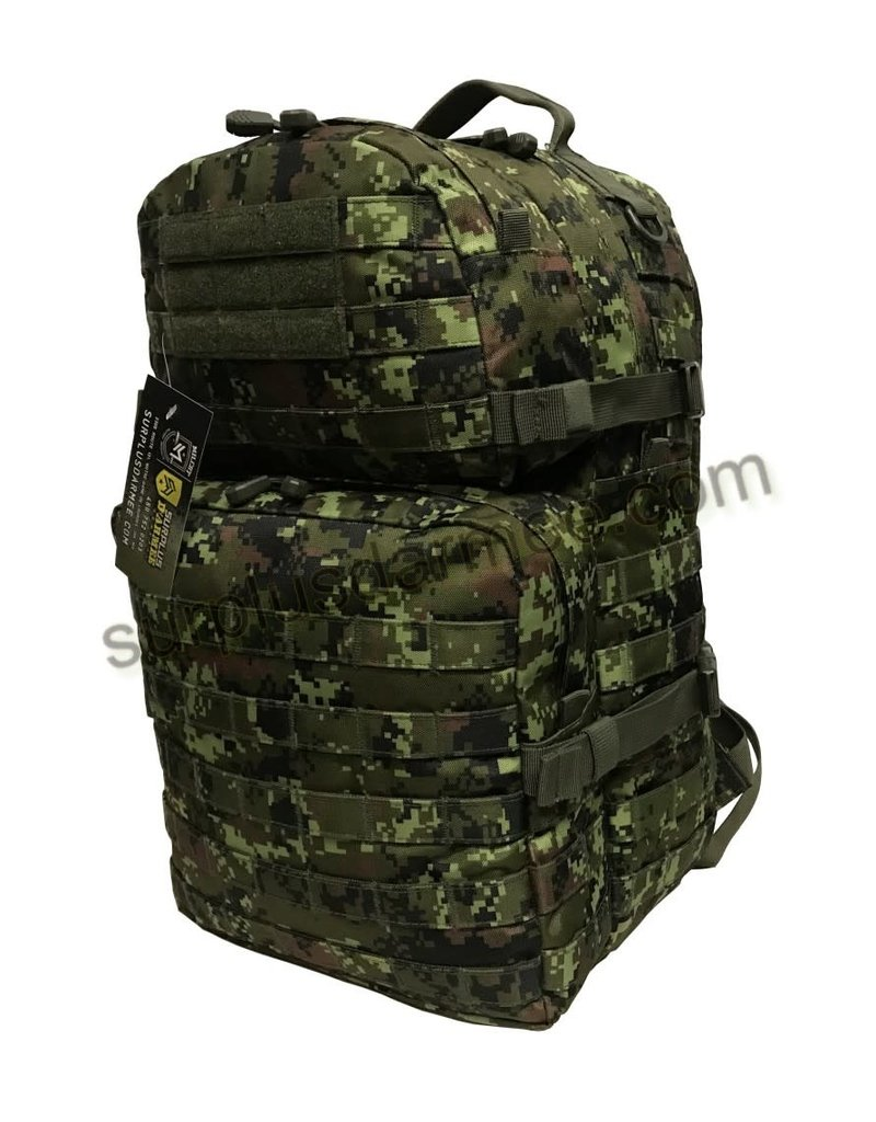 MILCOT Tactical Backpack 35L Soft System Cadpat