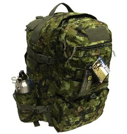 SHADOW ELITE Canadian Cadpat Camo Shadow Tactical 40 Liter Backpack