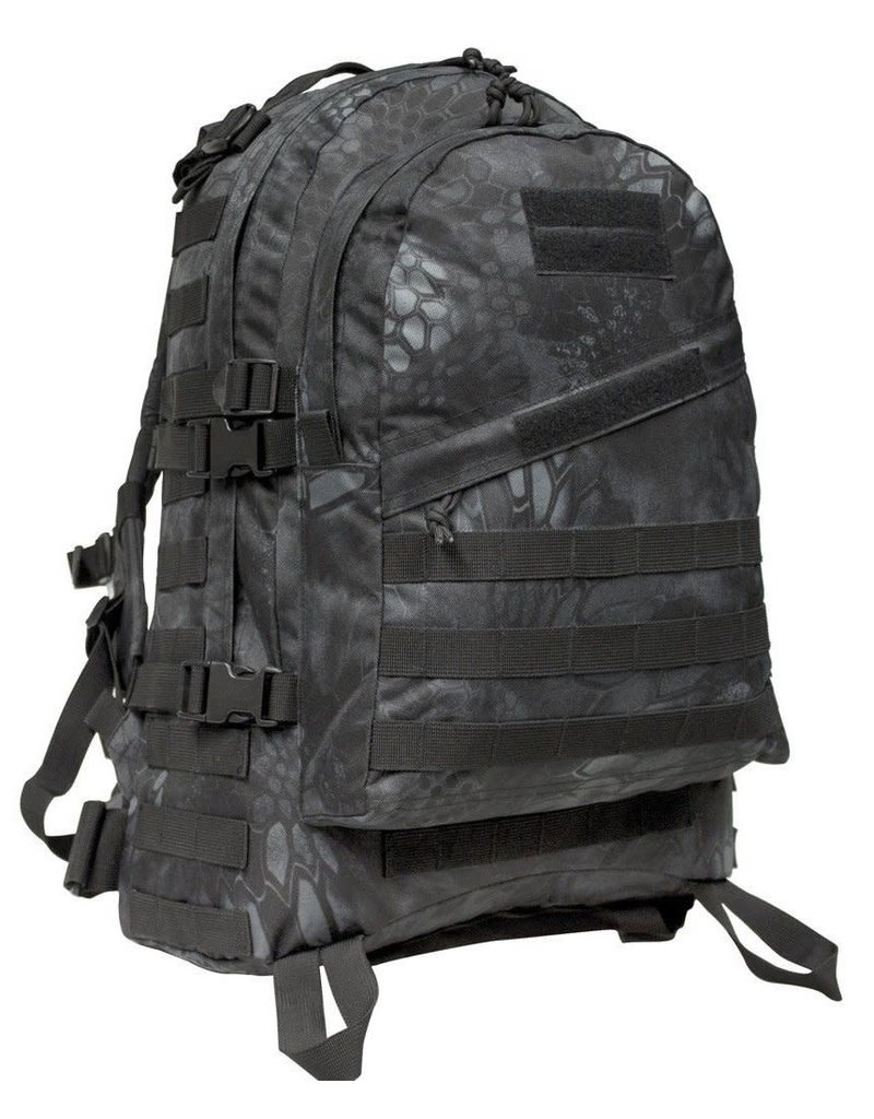 MIL SPEX Backpack 40L MIL-SPEX Tactical Molle Camouflage