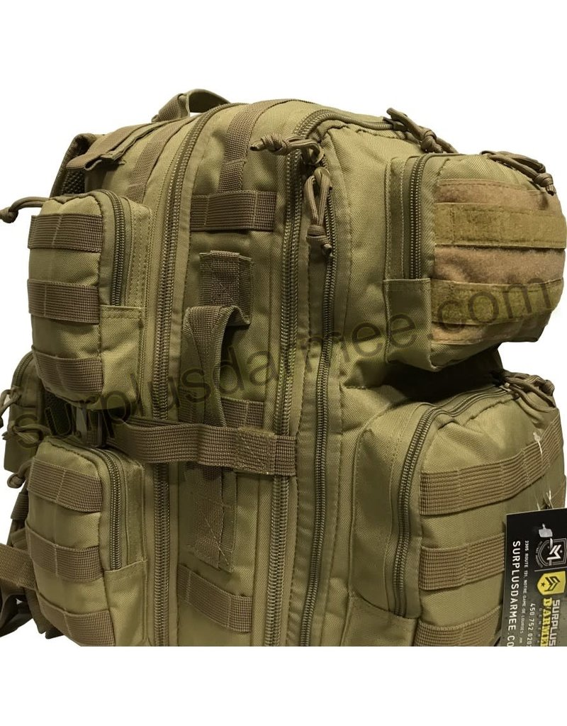 MIL SPEX Backpack 45L MIL-SPEX Military Style Tactical Molle