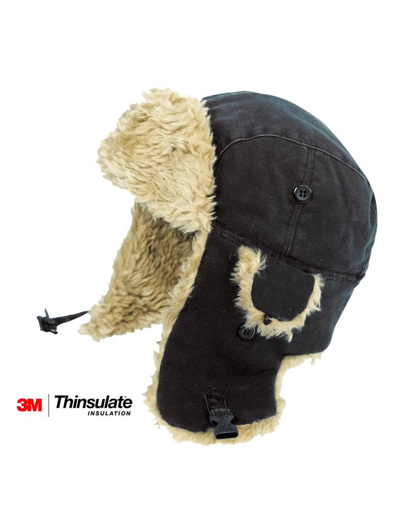 TOUGH-DUCK Chapeau Aviateur Isolé Thinsulate Tough Duck