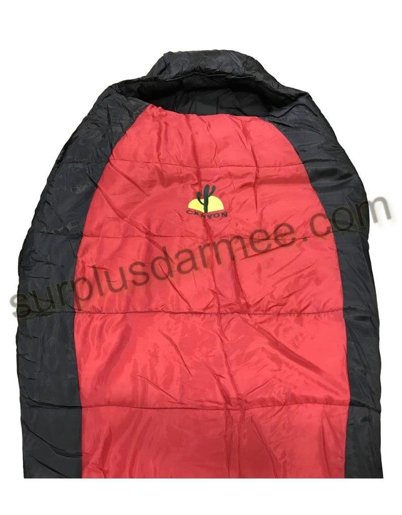 YANES Zephyr Yanes Mummy Winter Sleeping Bag -18C