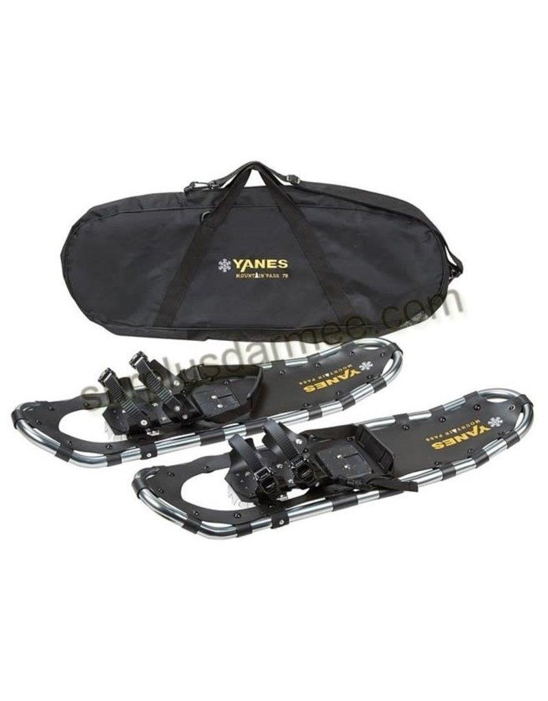 YANES Yanes Mountain Pass snowshoes 120LB to 300LB