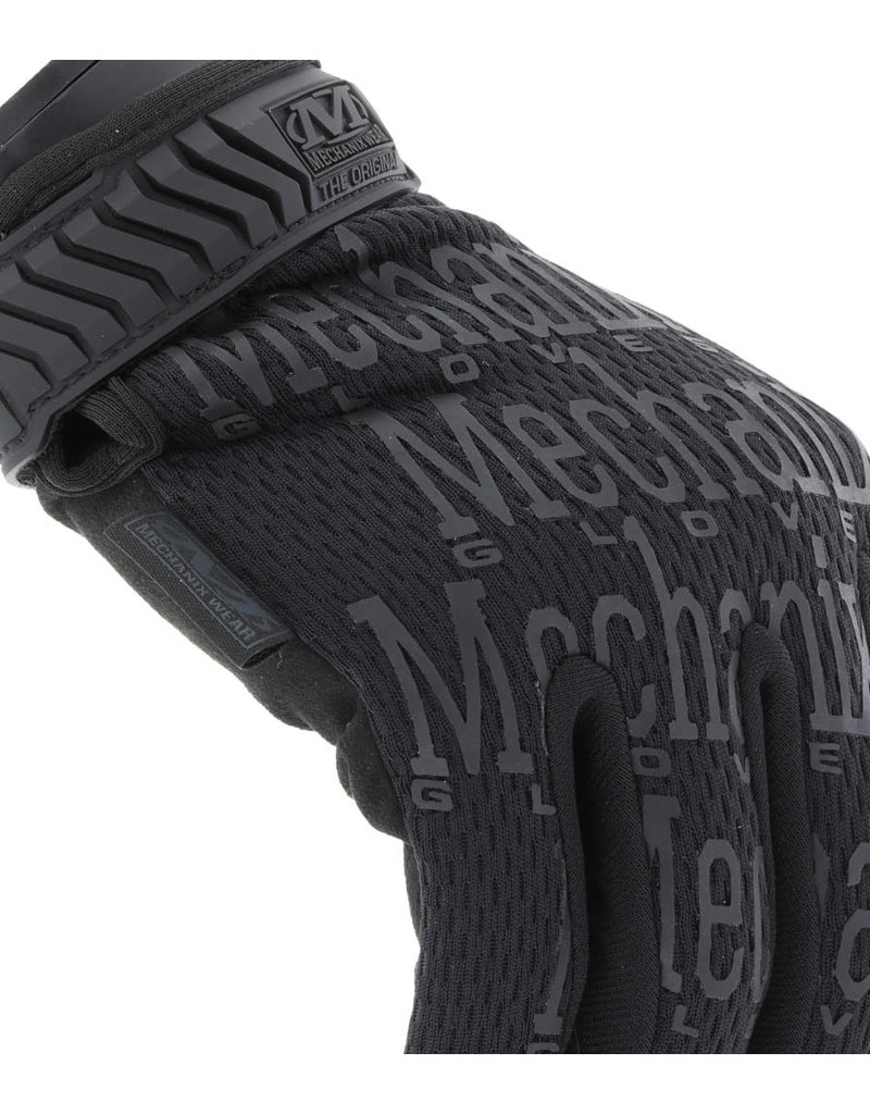 MÉCHANIX Black Original Mecanix Tactical Gloves