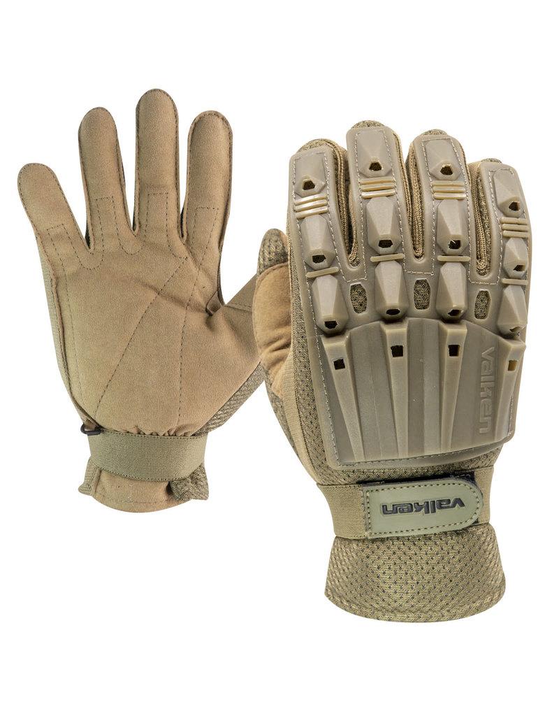 VALKEN Valken Tan Airsoft Paintball Tactical Gloves