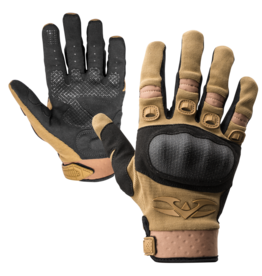 VALKEN Valken Zulu Tan Tactical Shell Gloves