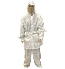 MILCOT MILCOT Military Style White Camouflage Set