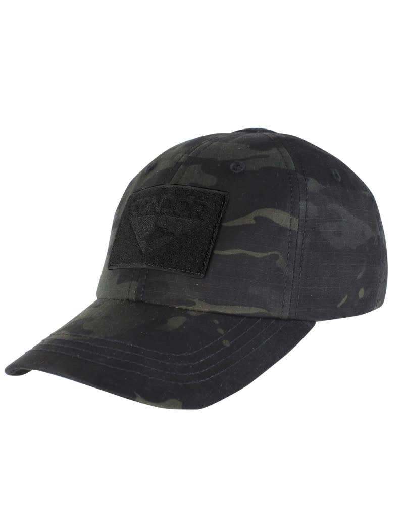 CONDOR Condor Black Multicam Camouflage Cap