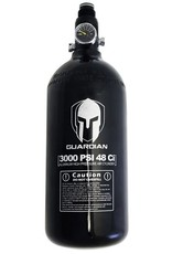 GUARDIAN HPA 48ci / 3000 PSI Guardian Compressed Air Bottle Tank