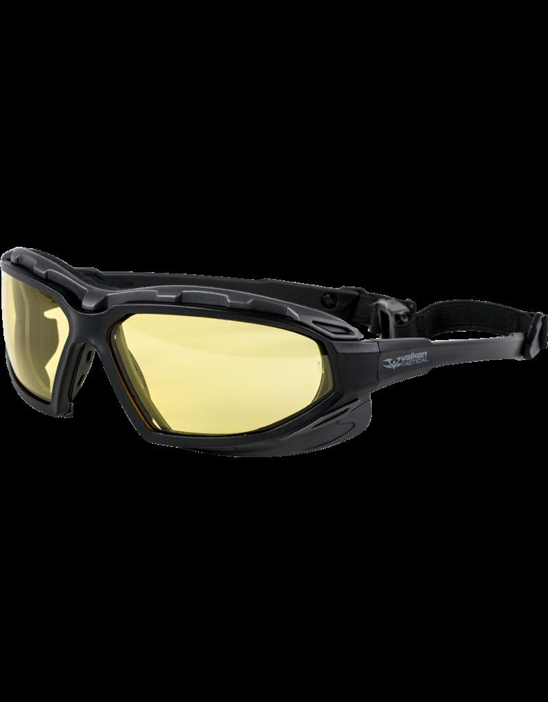 VALKEN Valken Echo Goggle Yellow Airsoft CSA certified