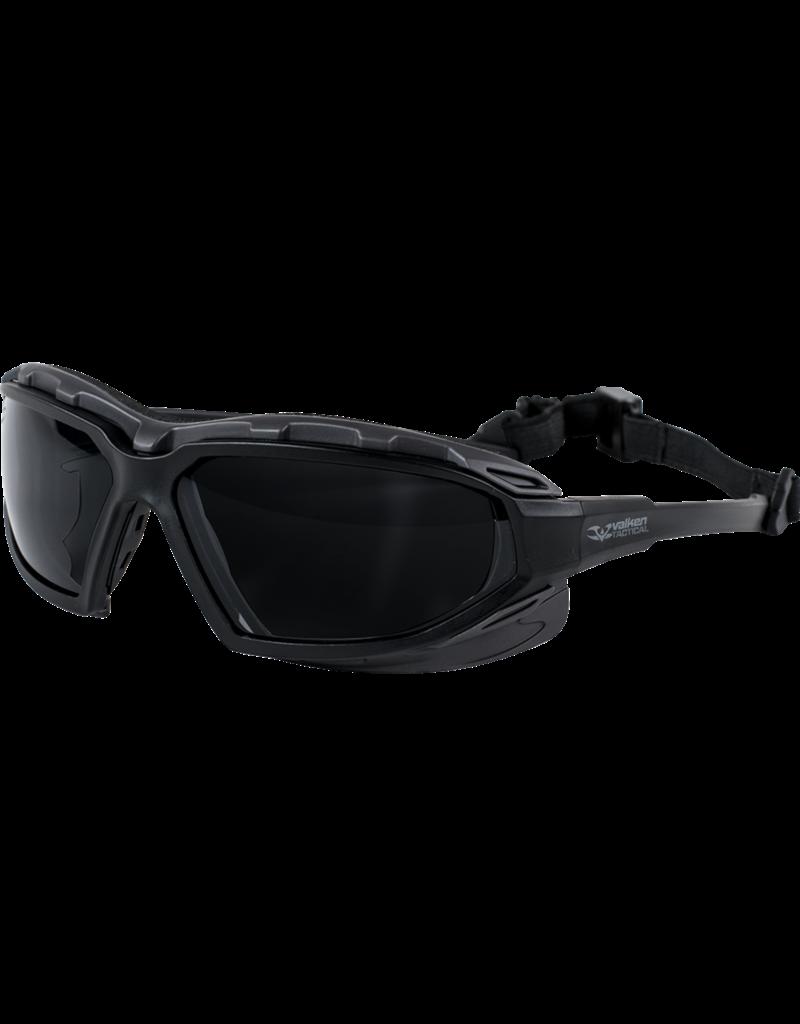 VALKEN Valken Echo Goggle Black Airsoft CSA certified