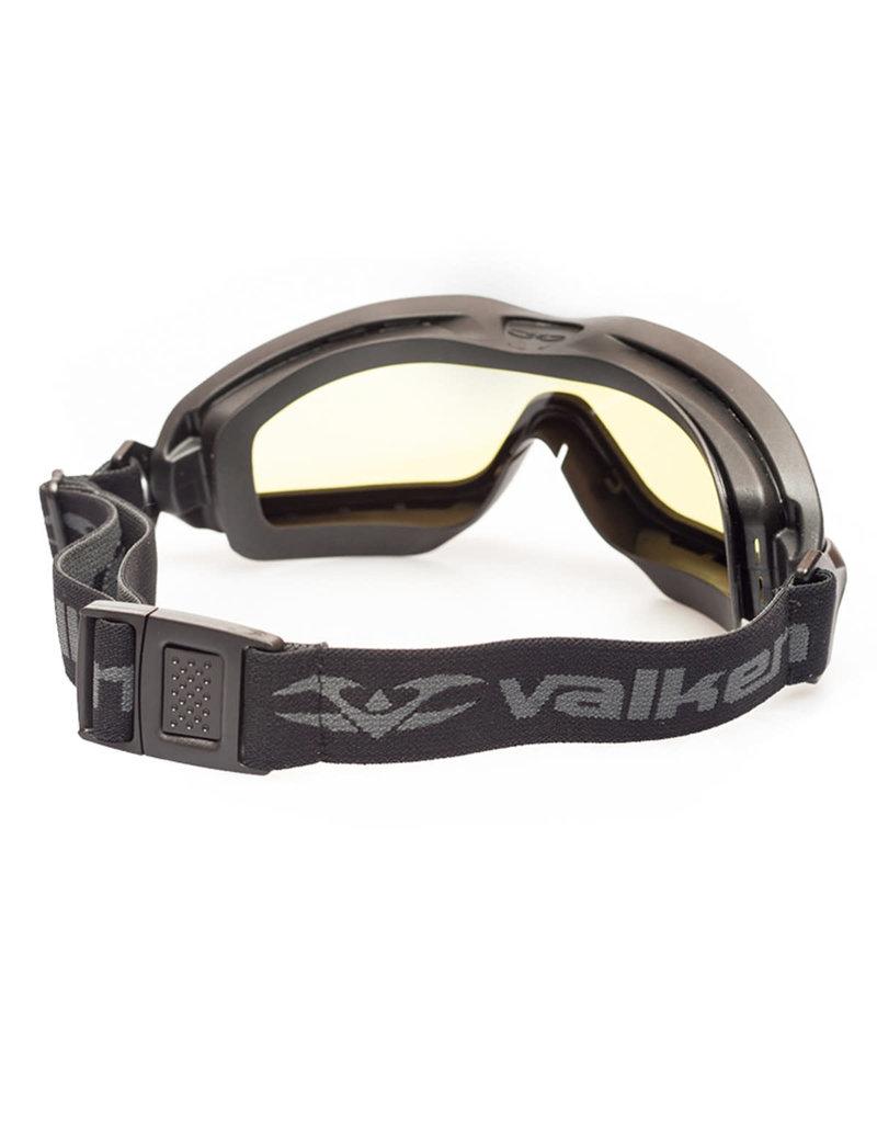 VALKEN Valken Black Sierra goggles Airsoft CSA Certified