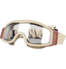 VALKEN Goggles Valken Tango Thermal Tan Airsoft Certified