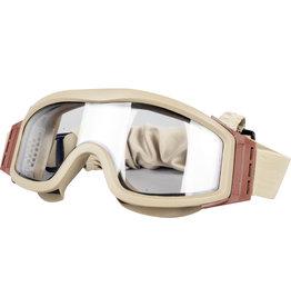 VALKEN Goggles Valken Tango Thermal Tan Airsoft Certified