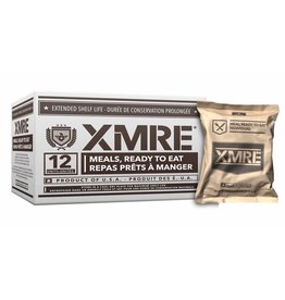 XMRE Military Rations XMRE Survival 1X CS 12 Meals
