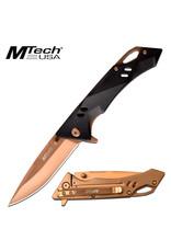 M-TECH Couteau Pliant Manuel Pivot à Bille M-Tech