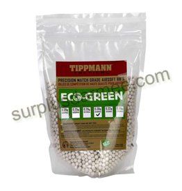TIPPMANN Bag 3330 Airsoft Beads (BBs) Bio 0.30g 6mm Tippmann