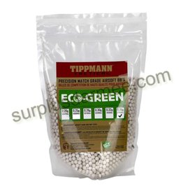 TIPPMANN Bag 2780 Airsoft Beads (BBs) Bio 0.36g 6mm Tippmann