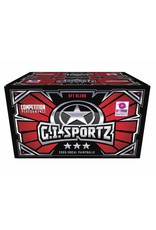 GI SPORTZ Billes de Peinture Paintball GI Sportz 3 Étoiles 2000 CS