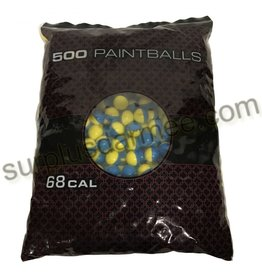 GI SPORTZ Sac De 500 2 Étoiles Billes de Peinture Paintball GI Sportz