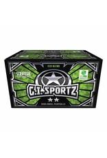 GI SPORTZ Bags Of 500 2 Star Paintball Paintballs GI Sportz