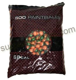 GI SPORTZ Sac De 500 3 Étoiles Billes balles Peinture Paintball G.I Sportz