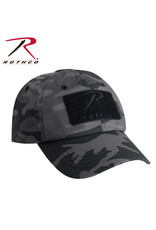 ROTHCO Rothco Black Camouflage Camo Cap